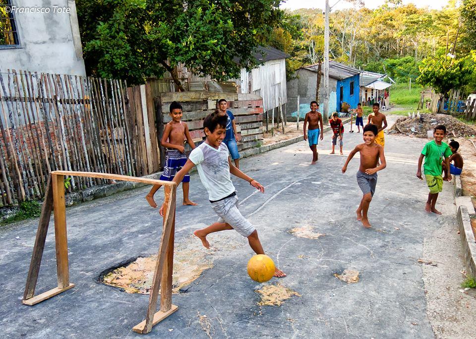ARENAS DA AMAZÔNIA Foto: Francisco Toteq