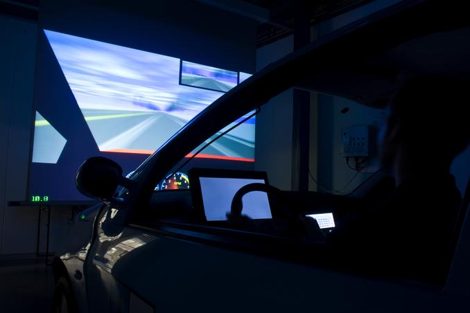 Projeto Harken: Cinto de segurança capaz de acordar motorista através dos batimentos cardíacos e frequência respiratória.