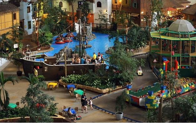 Tropical Islands - Parque infantil