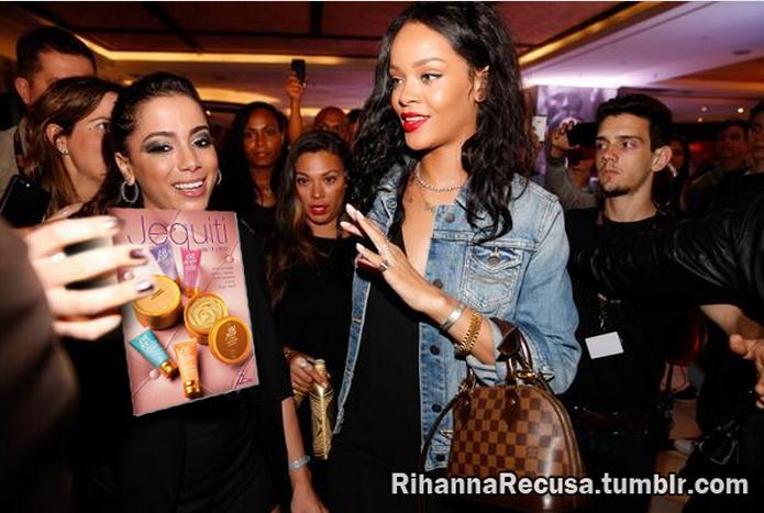 Rihanna recusa revista Jequiti