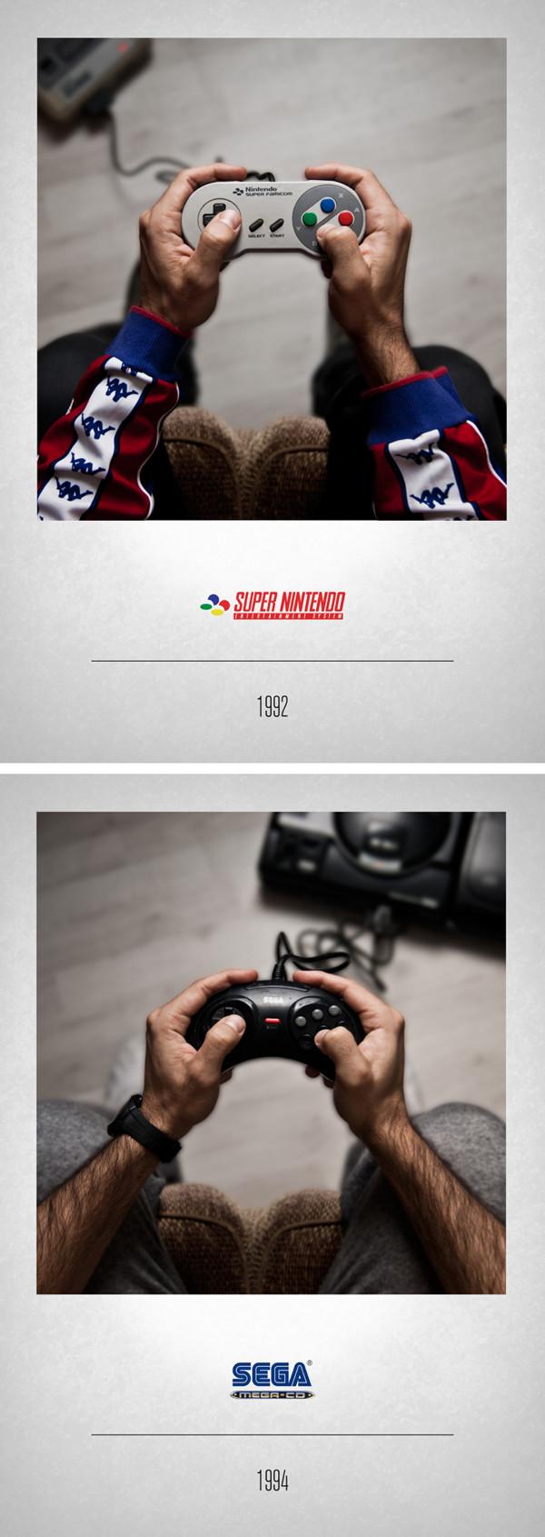 Super Nintendo 1992 – Sega Mega CD 1994