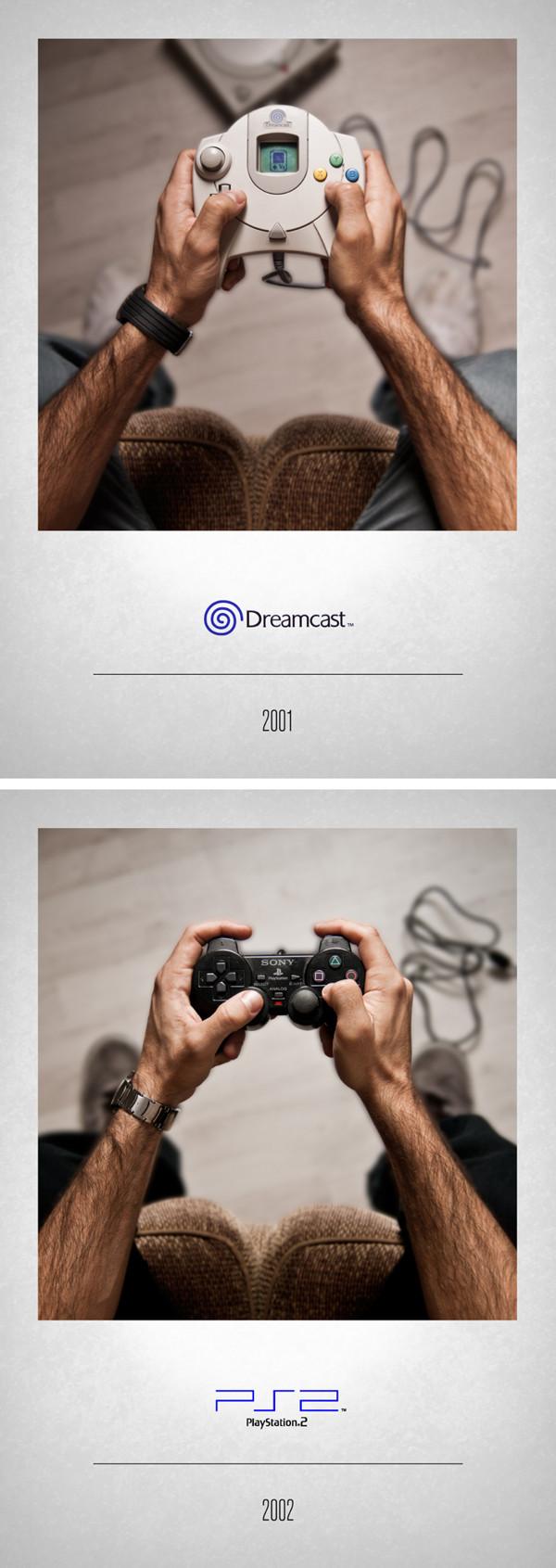 Dreamcast 2001 – PS2 2002