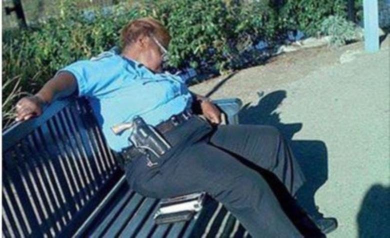 Segurança do Parque