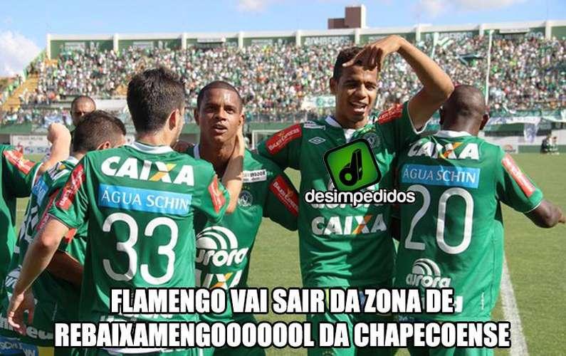 Flamengo Chapecoense