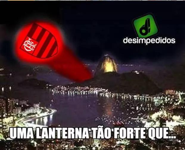 Lanterna do Flamengo