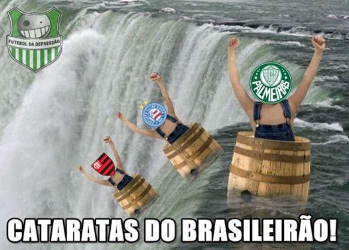 Cataratas do Brasileirão