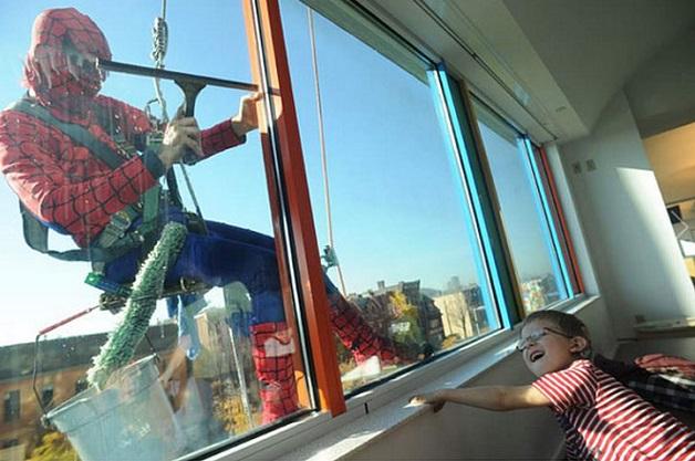 Super-herói: Homem Aranha
