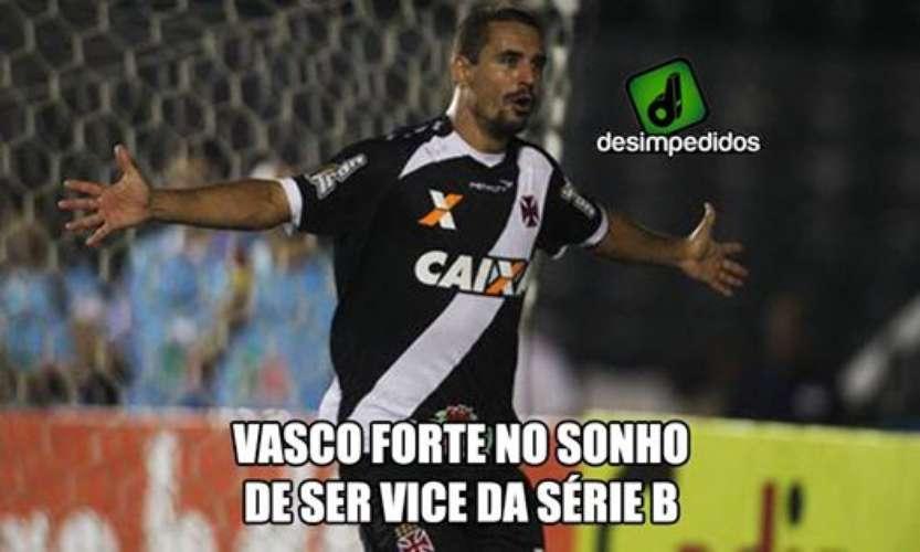 Vasco na Série B