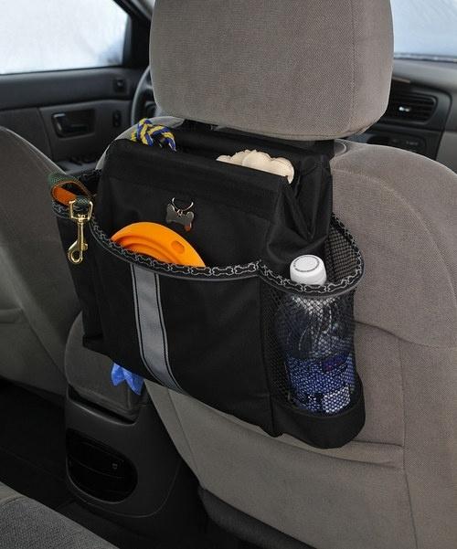 Bolsa com kit para o seu cão