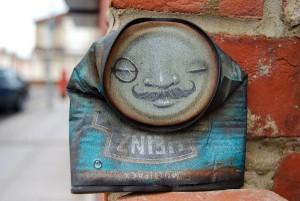 Arte de rua por My Dog Sighs