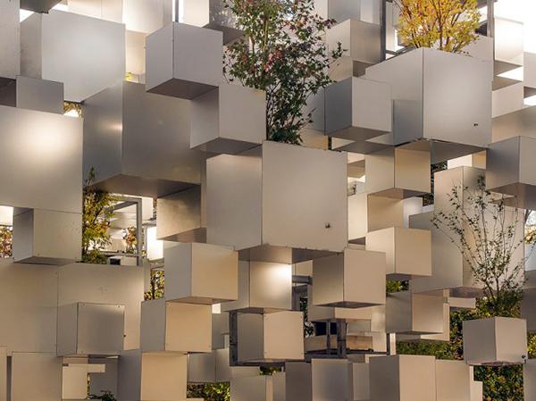 Instalação para a FIAC 2014 em Paris