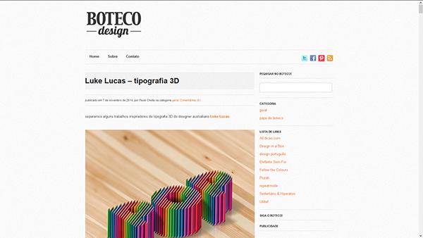 Boteco Design