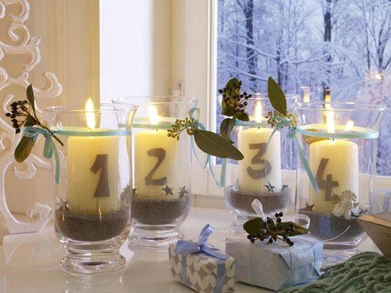Decoração criativa para Ano Novo