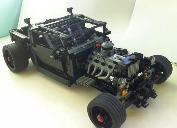 Carrinhos de LEGO