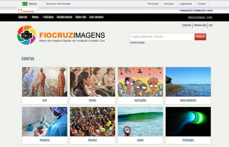 Fio Cruz Imagens
