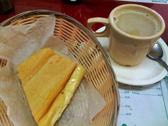 Café da manhã de Cuba