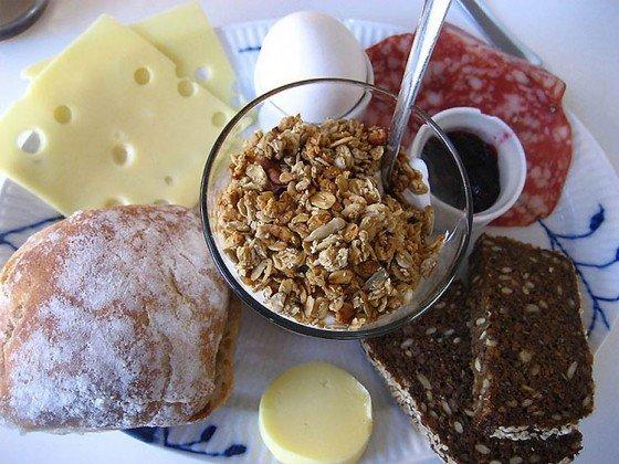 Café da manhã dinamarquês