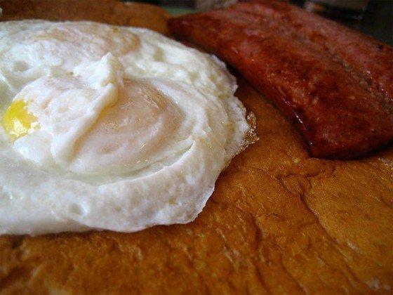 Café da manhã no Alaska