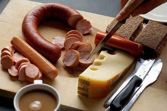Café da manhã na Alemanha