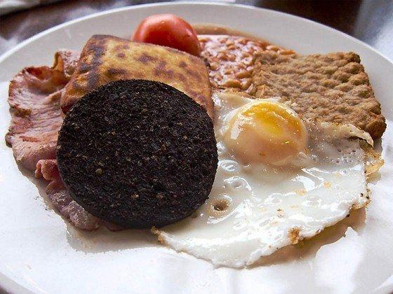Café da manhã escocês