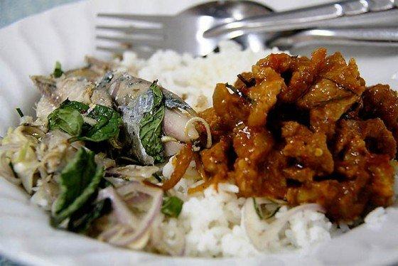 Café da manhã tailandês