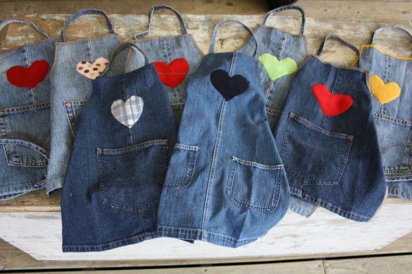 Dicas para reutilizar Jeans