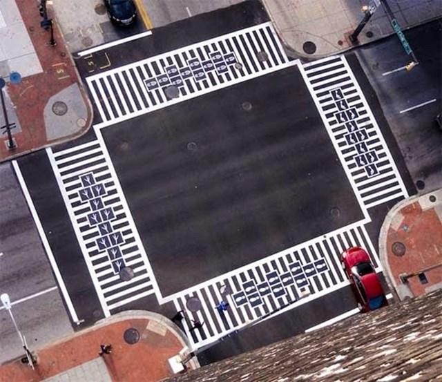Faixas de Pedestres Criativas13