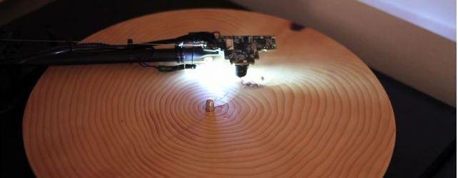 Ouça a música encontrada nos anéis de uma árvore  Músico alemão traduziu os veios de uma árvore em notas de piano