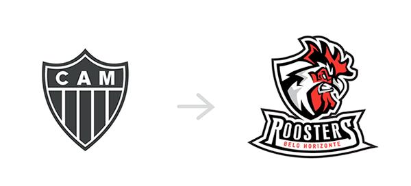 Redesign dos escudos dos clubes brasileiros (10)
