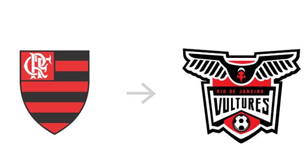 Redesign dos escudos dos clubes brasileiros (11)