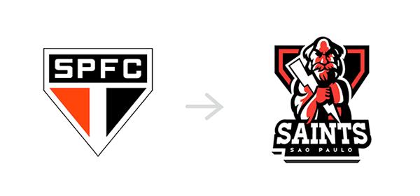 Redesign dos escudos dos clubes brasileiros (12)