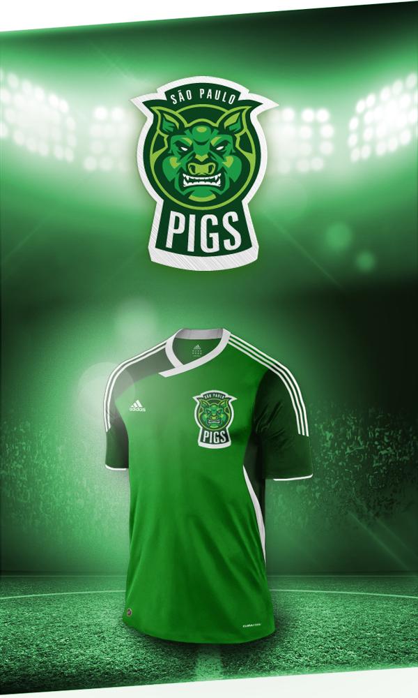 Redesign dos escudos dos clubes brasileiros (14)