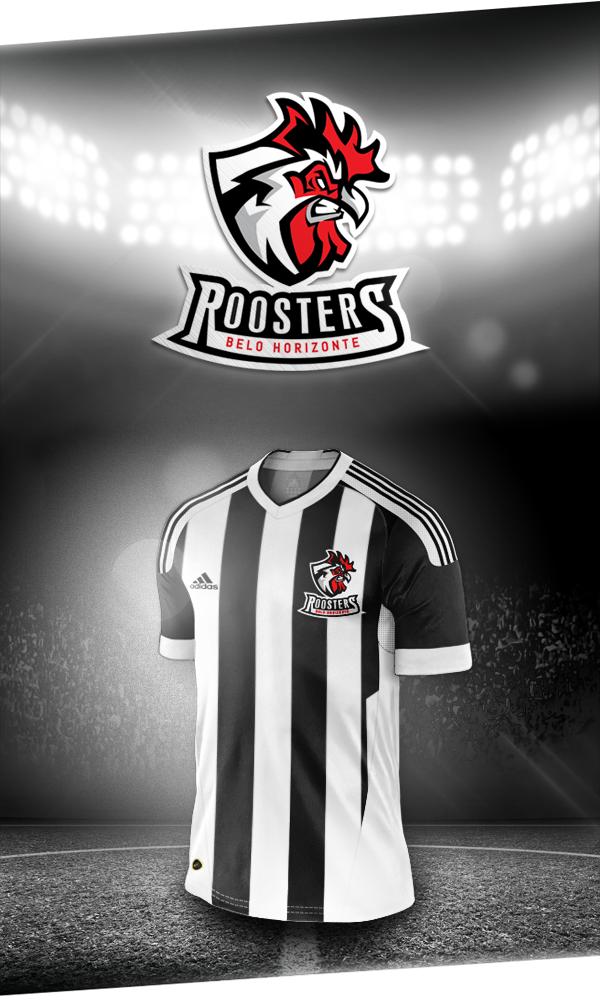 Redesign dos escudos dos clubes brasileiros (20)