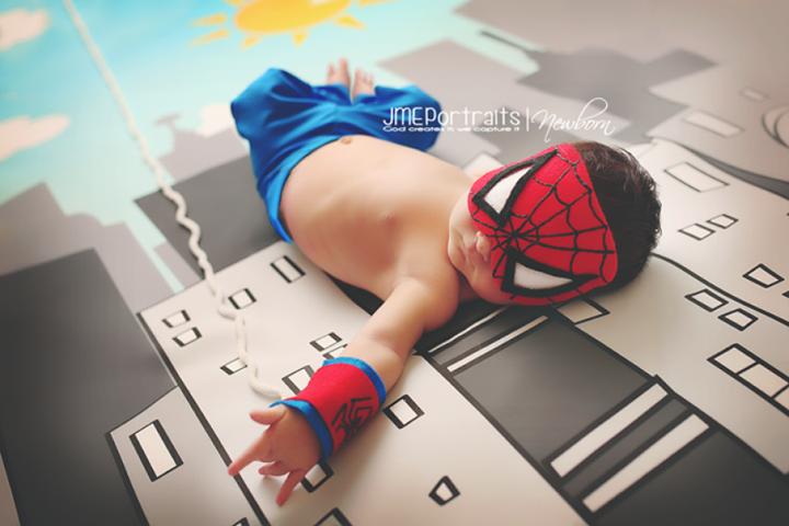 Ensaio Criativo para Newborn (1)