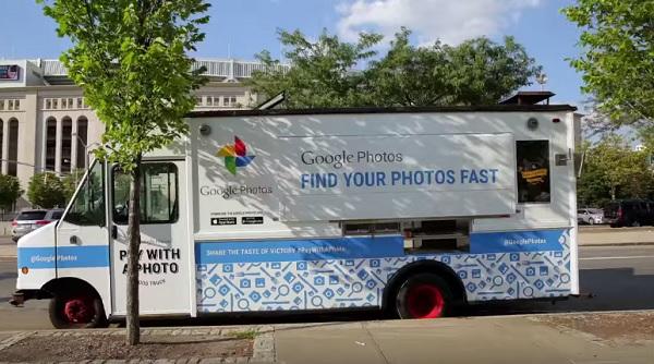 Google lança o desafio Food truck