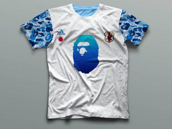 Uniformes de Futebol desenhados por estilistas