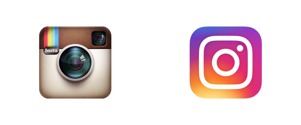Instagram apresenta nova marca para 2016